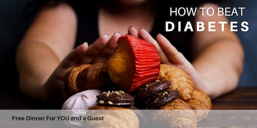 Beat Diabetes | FREE Dinner Event with Dr. Andrew Gallinaro, D.C.