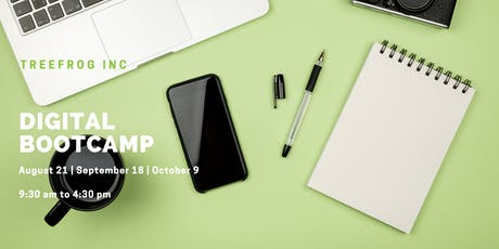 Digital Marketing Bootcamp tickets