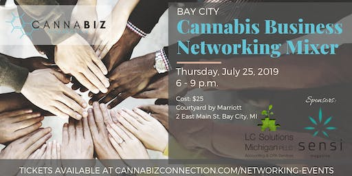 Bay City Cannabiz Connection Networking Mixer