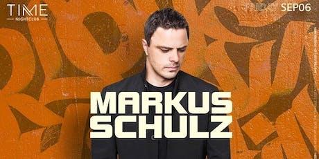 Markus Schulz tickets