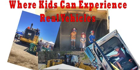 Touch A Truck; Lakeside Edition tickets
