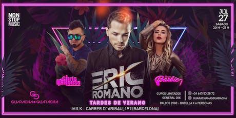 Tardes de Verano - Dj Eric Romano , Dj Chris Da House & Dj Barbie entradas