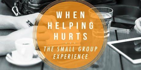 When Helping Hurts Seminar tickets