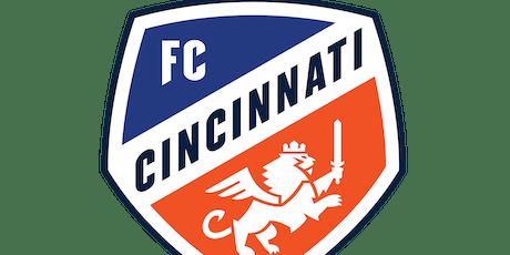 FC Cincinnati and Contracting Opportunities tickets