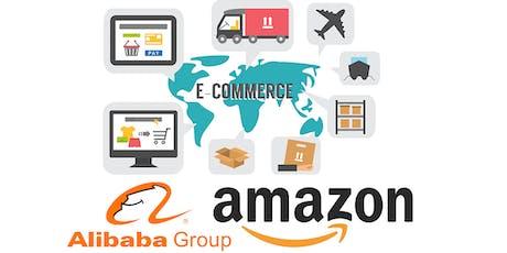 Déjeuner d'affaires - Comment vendre sur Amazon et Alibaba - Vaudreuil-Dorion billets