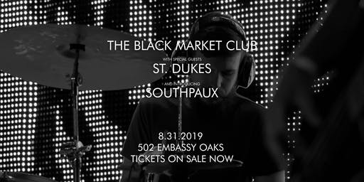 The Black Market Club - Single Release Party
