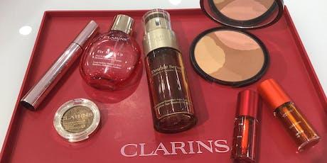Clarins Master Makeup Class tickets