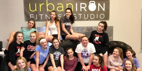 urbanIRON Fitness - Summer Strength: Grade 8-12 tickets