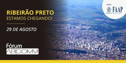 Fórum ABComm - Ribeirão Preto/SP