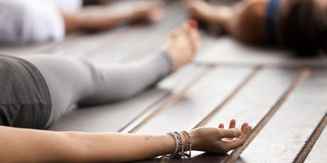 Pure Bliss Restorative Yoga tickets