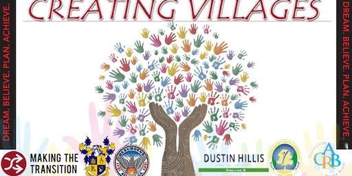Creating Villages Volunteer Kickoff