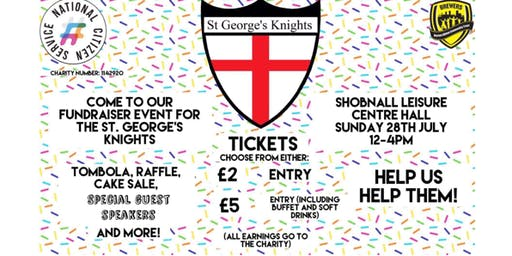 NCS Team Ten and St. George's Knights: The Fundraising Extravaganza