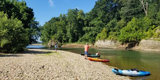 Day Float on the Illinois