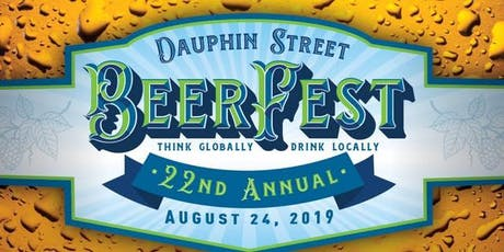 Dauphin Street BeerFest Starting at The Blind Mule tickets