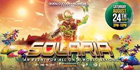SOLARIA tickets