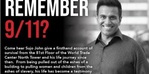 Sujo John: A Survivor of 9/11 to a Fighter of Modern Slavery