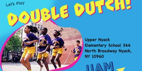 Let's Play Double Dutch tickets