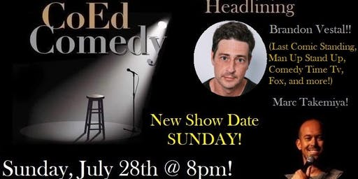 Free Comedy in San Diego SUNDAY 7/28!