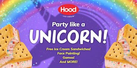 Hood's Unicorn Fantasy Party tickets