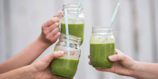 Cooking Demo: The Primal Smoothie