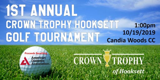 1st Annual Crown Trophy of Hooksett Golf Tournament