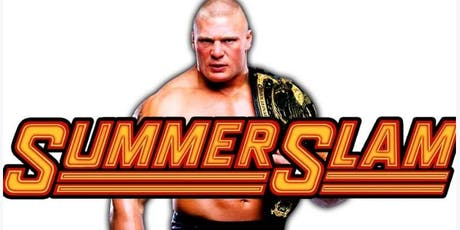 Summerslam Wrestling Replay Tickets