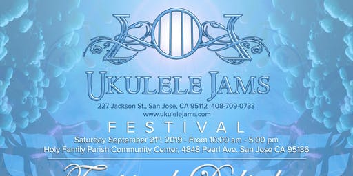 Ukulele Jams 6th Annual Festival
