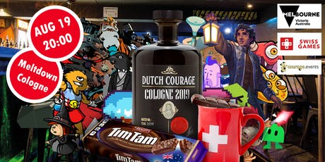 Courage Cologne 2019 tickets