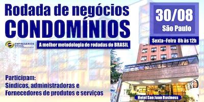 Rodada de negócios - CONDOMÍNIOS - 30-08-2019