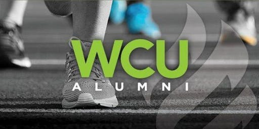WCU Alumni Team, Dallas Night Nation Run & Music Festival!