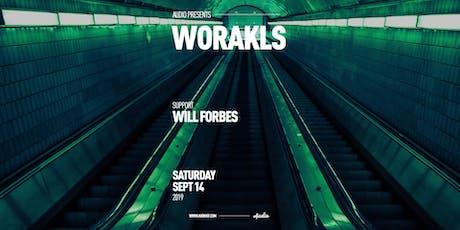 Worakls tickets