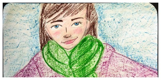 FALL SPECIAL-50% OFF! How to Draw a Selfie Workshop (5-12 Years)