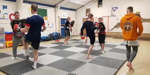Friendly Muay Thai classes - all levels welcome