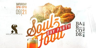 SOUL FOOD & CIGARS DAY PARTY