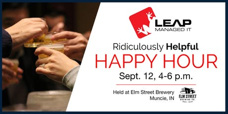 Ridiculously Helpful Happy Hour tickets