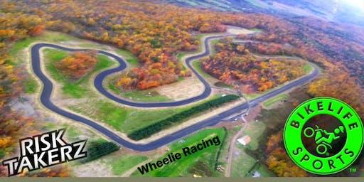 Bikelife Sports wheelie Race Event