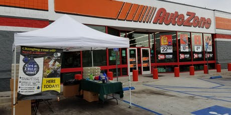 City of Bellflower FREE Used Oil Filter Exchange Event @ AutoZone (Rosecrans & Woodruff) tickets