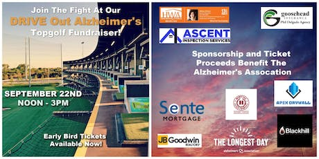 First Annual DRIVE Out Alzheimer's  tickets