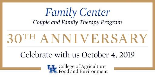 UK Family Center 30th Anniversary Celebration