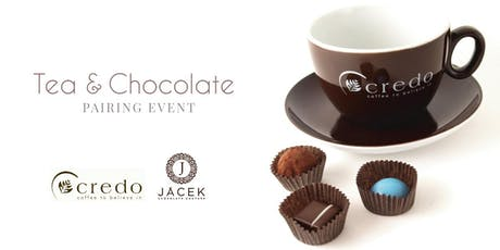 Tea & Chocolate Pairing November 22, 2019 tickets