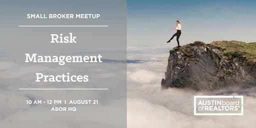 Small Broker Meetup