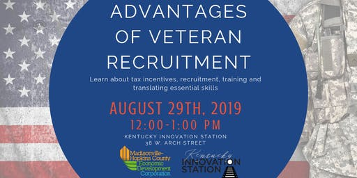 Advantages of Veteran Recruitment for your Business