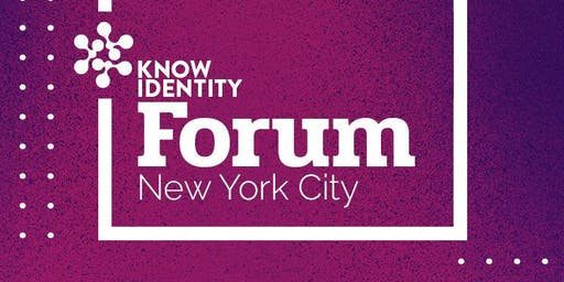 KNOW Identity Forum NYC: Biometrics for Access Control and Ticketing