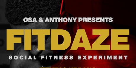 FitDaze tickets