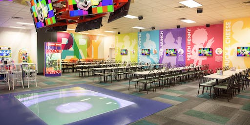 CHUCK E. CHEESE®  TO UNVEIL REMODELED LAFAYETTE LOCATION