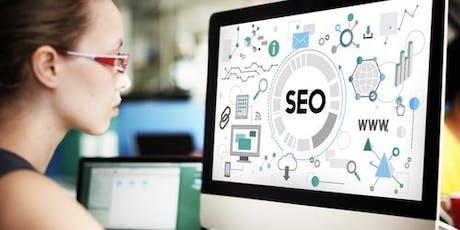 SEO Fundamentals Webinar -How to Rank on Google today! tickets