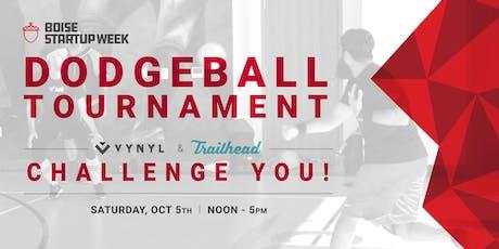 2019 Boise Startup Week Dodgeball Tournament tickets