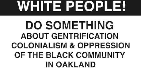 Black Power and Reparations: Oakland Uhuru Solidarity Movement Open Organizing Meeting  tickets