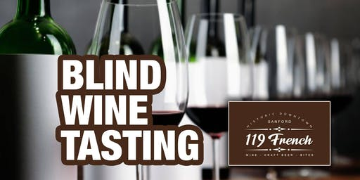What's in the Glass - Blind Wine Tasting at 119 French Bar