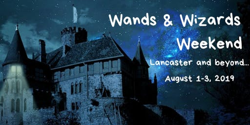 Wands & Wizards VIP Experience
